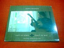 新世纪吉他 John Rankin Last in April First in May 欧版 z3637 价格:35.00
