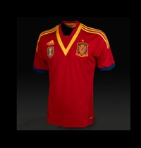 top thailand quality spain 2013/14 home jerseys 欧版顶级泰版 价格:68.00