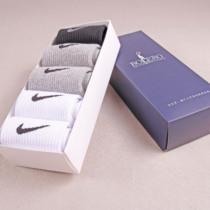 包邮盒装Nike耐克袜子潮短袜运动袜男人袜男袜纯棉篮球袜男士中筒 价格:39.90