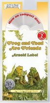 全新正版《Frog and Toad Are Friends Book and CD [CD]》功夫鱼 价格:72.10