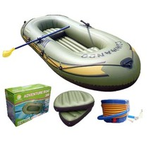 欣欣 豪华三人船 橡皮艇 充气船 钓鱼船 游艇 皮划艇 充气艇 加厚 价格:199.00