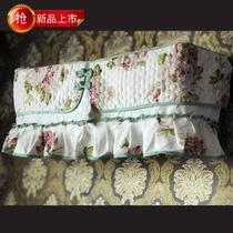 猛士美居高档印花布艺挂式空调罩空调防尘罩欧式朱莉安娜空调套 价格:167.30