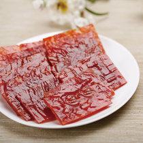 【来伊份】 原味 肉干 精制猪肉脯128g 来一份食品 靖江肉脯干 价格:17.80