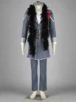 初音家族-黑化版-神威装 COSPLAY 精致动漫服装 价格:350.00