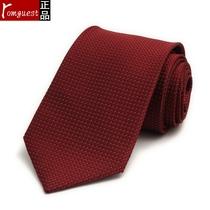 男士正装商务领带 结婚 婚庆新郎领带 红色碎花点点 公司年会领带 价格:35.00