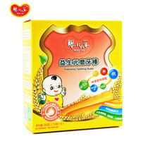 婴儿乐 益生元营养小馒头奶豆辅食 低糖低脂易泡易吸收 价格:12.80