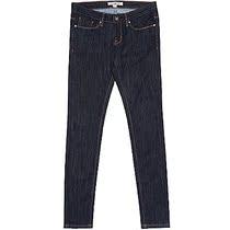 新!韩国专柜代购teenieweenie 牛仔裤铅笔裤TWTJ34801B 价格:263.00