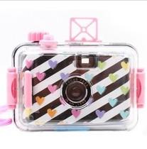LOMO相机水下潜水防水相机傻瓜胶卷照相机复古相机可爱礼物 价格:28.00