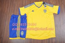 thailand 2013/14 Sweden home football shirt/soccer jersey 价格:60.00