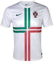 top thailand portugal Euro 2012/13 away Soccer Shirt 价格:68.00