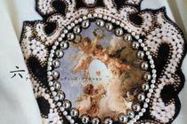 欧美订复古风蕾丝点缀针织套衫丝光羊毛针织衫 价格:145.00