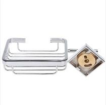 法恩莎卫浴正品 五金配件浴室卫生间 纯铜皂篮 肥皂架 FGJ2904 价格:199.80