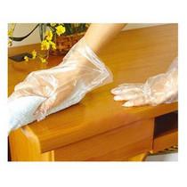 聚乙稀cep 加厚型一次性手套透明塑料 50只装 洗碗餐饮美容必备 价格:4.98