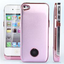 钛金属磨砂 iphone4s背夹电池 苹果4代外置背壳移动电源 外壳电池 价格:158.00