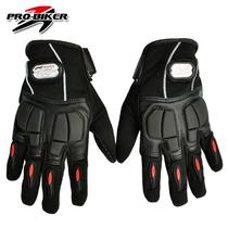新款 正品PRO手套 越野赛车手套 摩托车手套 透气 防摔 全指手套 价格:35.00