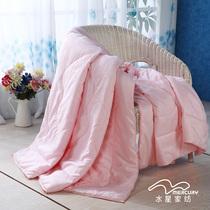 水星家纺床上用品 奥斯丁玫瑰四孔夏被空调被芯 单双人夏凉被子 价格:138.00