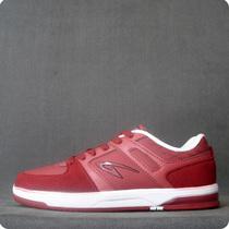 正品德尔惠反男鞋绒皮真皮板鞋红色 休闲鞋韩版潮鞋运动鞋子折扣 价格:69.00