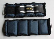 惊爆价 FELAX 超薄 2磅 负重沙袋 手腕砂袋 脚踝沙袋 沙绑腿 价格:18.00
