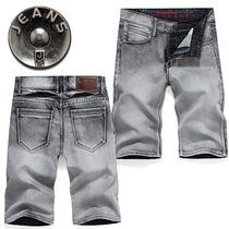 厂家直销 男式牛仔裤 高档耐穿水洗裤 直筒中腰男装牛仔 615-A 价格:70.00