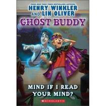 绝对正版:Ghost Buddy #2: Mind If I Read Your Mind- /HenryW 价格:38.80