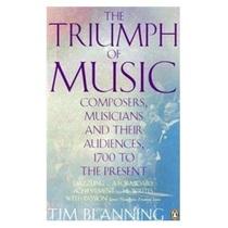 绝对正版:The Triumph of Music /TimBlanning(提姆·布兰尼) 价格:143.80