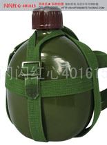 老式军水壶 正品军迷装备水壶户外水壶大容量 87水壶学生水壶铝制 价格:28.00