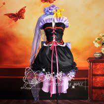 蝴蝶家动漫服装1344超时空要塞F雪露女王虚空歌姬卡片女装cos 价格:273.60