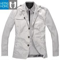 2013秋季新款拍下25元男士韩版夹克 纯色夹克男装外套男式夹克 潮 价格:398.00