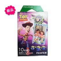 富士拍立得相纸 玩具总动员相纸 Toy Story3 7s 8 25 50s 90s相纸 价格:55.00