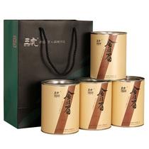 五虎 红茶 金骏眉礼盒 金骏眉顶级红茶 金骏眉特级 茶叶高档礼盒 价格:168.00