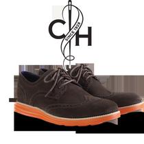 代购Cole Haan Lunagrand 可汗休闲男鞋厚底增高雕花彩底皮鞋 潮 价格:312.00