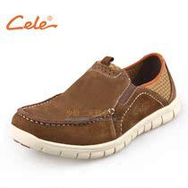 正品Cele策乐 男鞋 轻便休闲皮鞋 M3A3B05803-16 M3A3B05803-23 价格:438.00