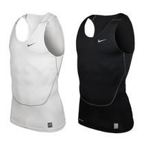 2013年新款 NIKE PRO专业训练速干紧身衣 无袖紧身背心篮球运动 价格:59.00