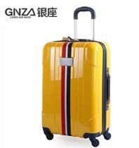 箱包旅行季 银座拉杆箱/旅行箱/行李箱/登机箱  特价 英伦风 价格:298.00