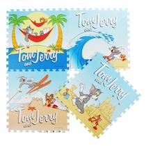 特价 明德猫和老鼠卡通拼图地垫 EVA泡沫地垫 儿童爬行垫 大号60 价格:76.00