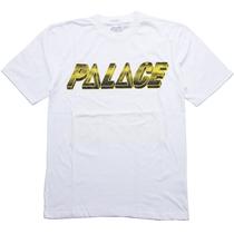 【现货】 Palace Ferg Pyramids Tee 白金 价格:580.00