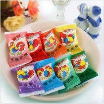 80后童年怀旧零食品 正宗糖果 上海喔喔奶糖 大公鸡奶糖100g散装 价格:4.99