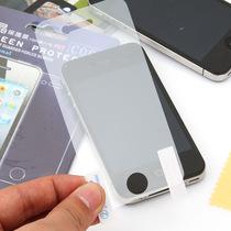 居家家 iphone4s苹果4保护膜4S手机贴膜高透明超耐磨 E9826 价格:1.50
