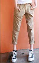 2013新款女装韩版 休闲裤女大码宽松哈伦裤小脚裤女长裤 价格:65.00