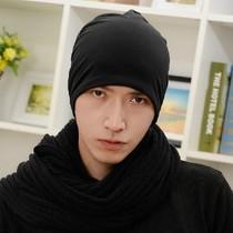 2013秋季帽子韩版男士秋冬时尚潮帽男薄款睡帽套头帽男街舞帽 价格:9.50
