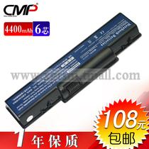 CMP宏基 4930g电池 4710g 4740g 4736zg AS07A41笔记本电池 6芯 价格:97.20