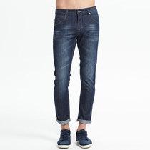 2013夏装新款美特斯邦威男基本薄料水洗牛仔裤257324原价169 价格:135.00