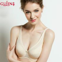 特价古今文胸专柜正品透气舒适全罩杯薄款显小大码收副乳内衣0121 价格:59.00