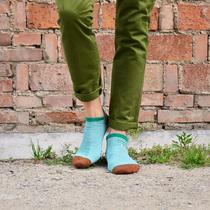 满45元包邮男士全棉纯棉细条纹拼色潮款时尚短袜船袜夏季男袜子 价格:4.50