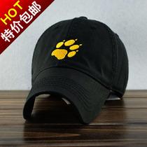 男士必备款jackwolfskin狼爪棒球帽棉质刺绣帽子遮阳帽潮帽遮阳帽 价格:35.00