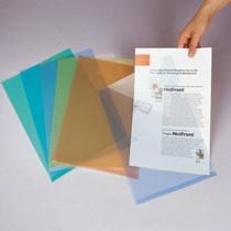 特价单片夹二页文件套L型文件夹A4资料夹文件袋E310彩色华杰 价格:0.38