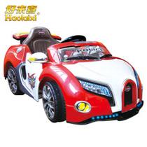 好来喜SX1118儿童电动车宝宝车童车小汽车遥控双驱四轮可坐玩具车 价格:580.00