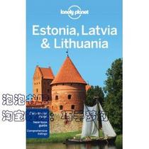 正版书★Lonely Planet Estonia Latvia & Lithuania/Brandon P 价格:171.30