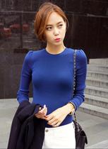 四钻韩国正品代购2013秋装女DAHONG柔软舒适针织衫637736 价格:152.00