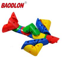 加厚知乐高益智儿童学习玩具万能积木智力拼插男女孩塑料包邮 价格:9.90